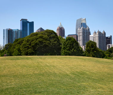 America's Most Popular City Parks: Piedmont Park