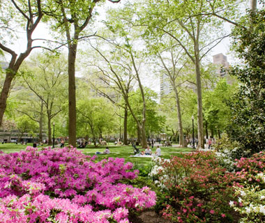 America's Most Popular City Parks: Rittenhouse Square