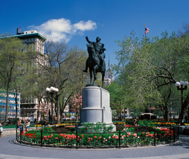 America's Most Popular City Parks: Union Square