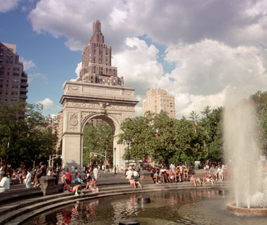 America's Most Popular City Parks: Washington Square Park