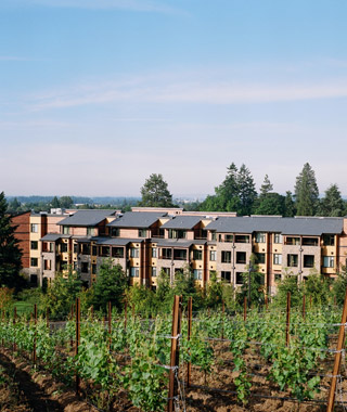 World's Best Wine Country Hotels: Allison Inn & Spa