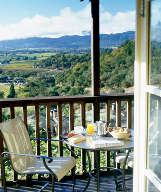 World's Best Wine Country Hotels: Auberge du Soleil