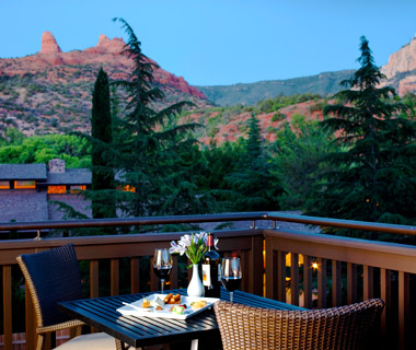 World's Best Wine Country Hotels: L'Auberge de Sedona