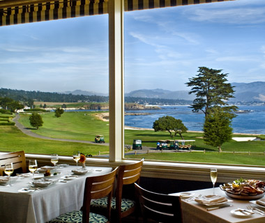 World's Best Wine Country Hotels: Lodge at Pebble Beach