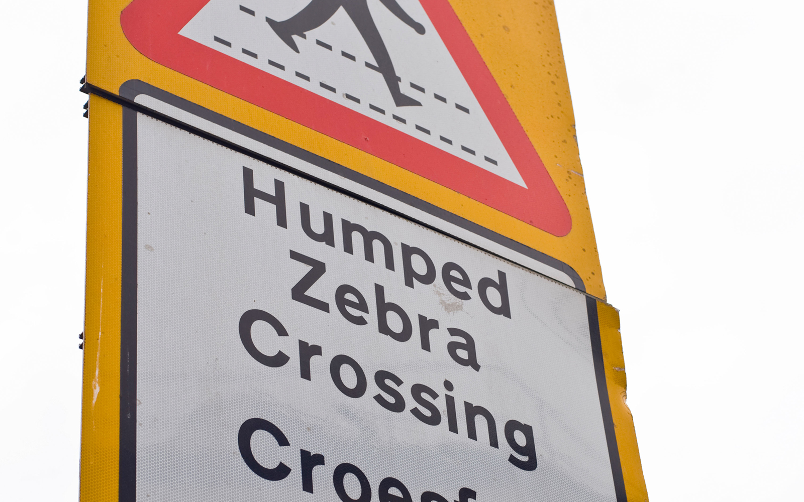 Funny Signs from Around the World: humped zebra crossing