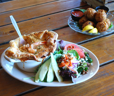 Best Seafood Restaurants in the U.S.: Hogfish Bar & Grill