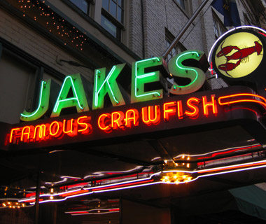 Best Seafood Restaurants in the U.S.: Jake's Famous Crawfish