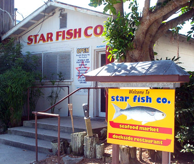 Best Seafood Restaurants in the U.S.: Star Fish Company