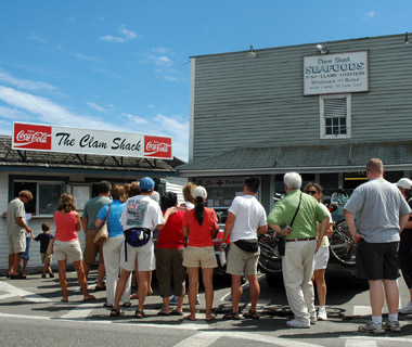 Best Seafood Restaurants in the U.S.: The Clam Shack