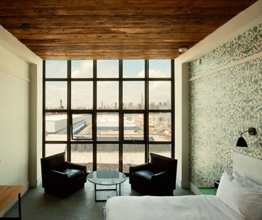 America's Coolest Hipster Hotels: Wythe