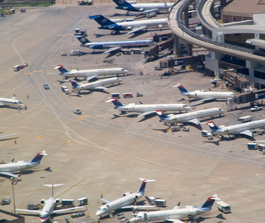 America's Best and Worst Airports for Flight Delays: Dallas/Fort Worth (DFW)