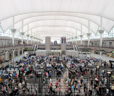 America's Best and Worst Airports for Flight Delays: Denver (DEN)