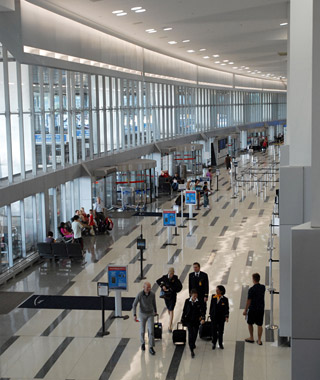 America's Best and Worst Airports for Flight Delays: Philadelphia International Airport