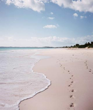 Bucket List: Pink Sand Beach