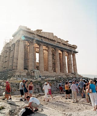 Bucket List: Parthenon