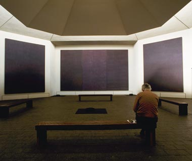 Bucket List: Rothko Chapel