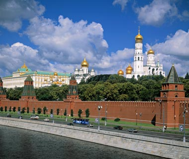 Bucket List: The Kremlin
