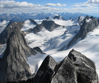 Bucket List: Bugaboo Mountains
