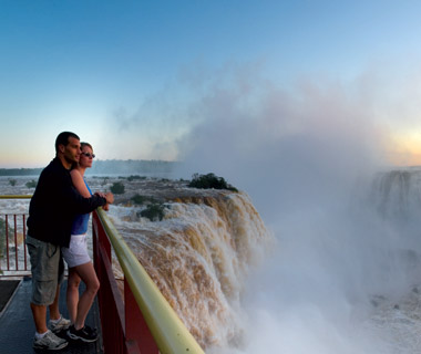 Bucket List: Iguazu Falls