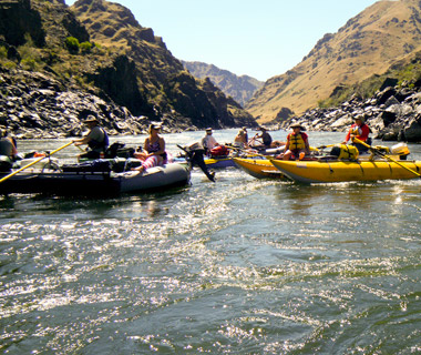 Bucket List: Middle Fork of the Salmon River, ID