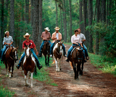 Most Romantic Disney Vacations: Fort Wilderness