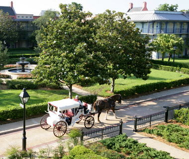 Walt Disney World: Port Orleans Resort - Riverside