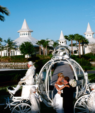 Most Romantic Disney Vacations: Wedding Pavilion
