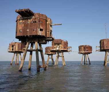 World's Most Mysterious Buildings: Maunsell Sea Forts