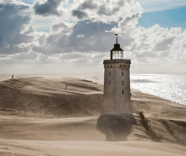 World's Most Mysterious Buildings: Rubjerg Knude Lighthouse