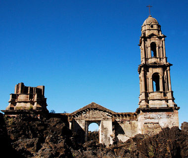 World's Most Mysterious Buildings: San Juan Parangaricuto