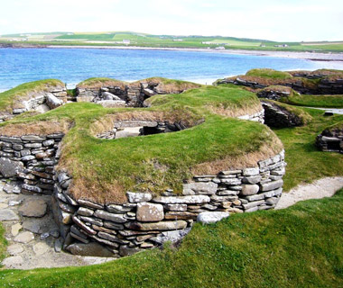 World's Most Mysterious Buildings: Skara Brae