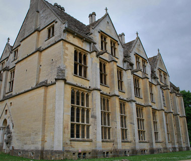 Woodchester Mansion, Cotswolds, England
