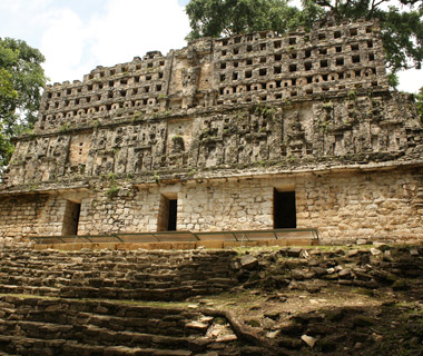 World's Most Mysterious Buildings: Yaxchilan