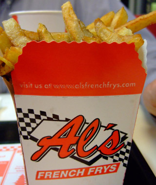 Al's French Fry, Burlington, VT