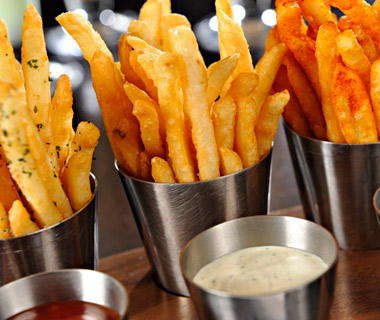Best French Fries in the U.S.: Bourbon Steak
