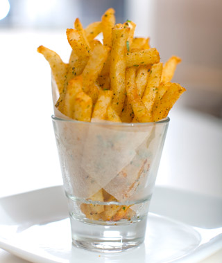 Best French Fries in the U.S.: Flip Burger Boutique