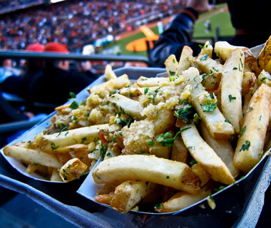 Best French Fries in the U.S.: AT&T Park