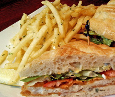 Best French Fries in the U.S.: The Green Room