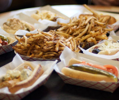 Best French Fries in the U.S.: Hot Doug's