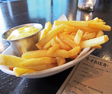 Best French Fries in the U.S.: Jasper's Corner Tap