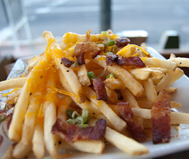 Best French Fries in the U.S.: Jonesy's EatBar