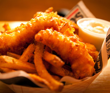 Best French Fries in the U.S.: Pike Street Fish Fry