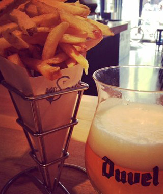 Best French Fries in the U.S.: Saus