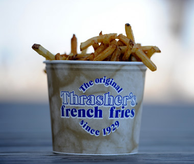 Best French Fries in the U.S.: Thrasher's