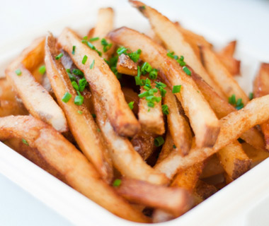 Best French Fries in the U.S.: Violetta