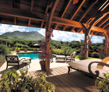 Best Resorts in the Caribbean: Four Seasons Resort Nevis