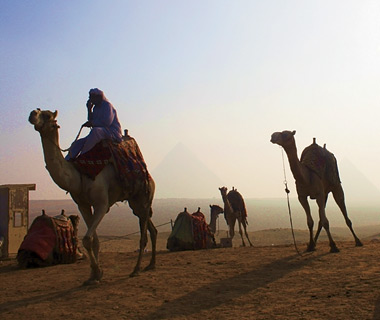 Best Travel Photos of 2012: Pyramids of Giza