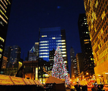 Beautiful Christmas Lights Around the World: Chicago