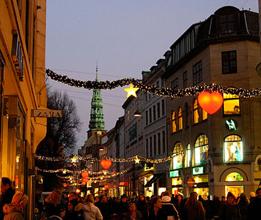 Beautiful Christmas Lights Around the World: Copenhagen