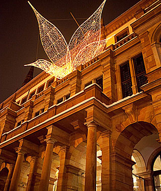 Beautiful Christmas Lights Around the World: Wiesbaden, Germany